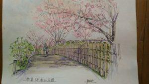 今泉桜名水公園
