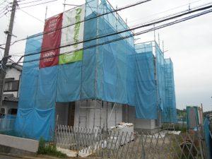 秦野 注文住宅 外壁