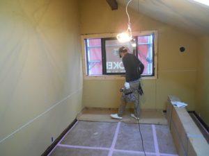 大和 注文住宅 塗装