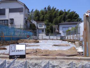 横浜 注文住宅 基礎