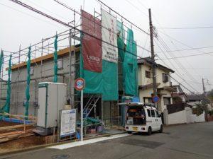 川崎 無添加住宅 漆喰