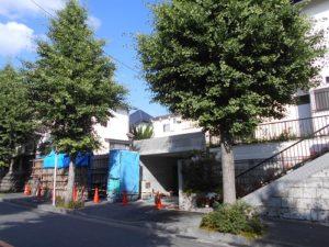 川崎 RC 住宅